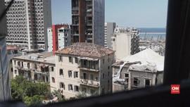 VIDEO: Lonjakan Kasus, Libanon Lockdown Usai Ledakan Beirut