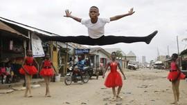 FOTO: Video Balet Viral, Bocah Nigeria Raih Beasiswa
