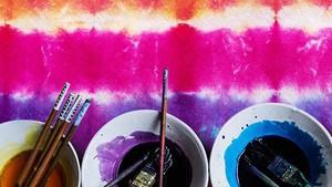 Warna-warni Tie Dye