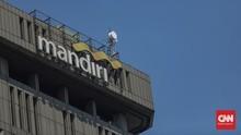 Laba Bank Mandiri Turun Jadi Rp17,11 T di 2020