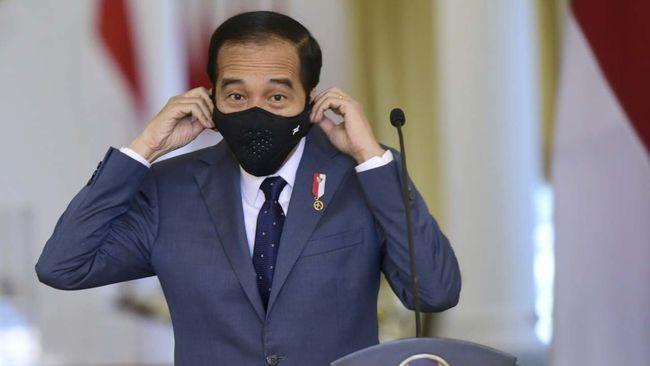 Presiden Jokowi perlu terbitkan perppu berisi sanksi tegas pelanggar protokol corona agar 107,5 juta pemilih aman dari potensi penularan.