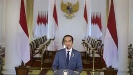 Jokowi Ucapkan Selamat HUT Korut ke Kim Jong-un