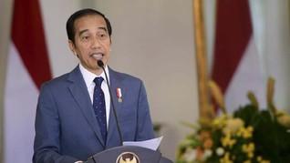 Jokowi Pidato Perdana di Sidang Umum PBB secara Virtual