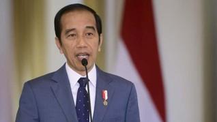 Jokowi Klaim Omnibus Law Tak Rugikan Pondok Pesantren