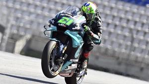Hasil Kualifikasi MotoGP Catalunya: Morbidelli Raih Pole