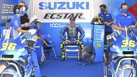 Mir Sebut Alasan Quartararo Aneh di MotoGP Emilia Romagna