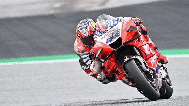 Pembalap Ducati, Jack Miller menjadi yang tercepat setelah bersaing ketat dalam latihan bebas (FP3) MotoGP Portugal.