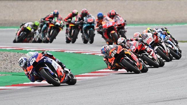 MGPA menyatakan hingga saat ini belum ada pemberitahuan resmi dari Dorna terkait kepastian Indonesia menjadi salah satu tuan rumah MotoGP 2021.