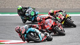 Saksikan Live Streaming MotoGP Catalunya di CNN Indonesia