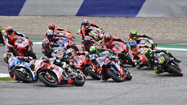 Live streaming Trans7 MotoGP Catalunya 2020 bisa disaksikan di sini melalui CNNIndonesia.com.