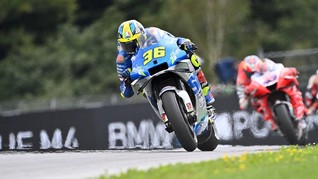 Joan Mir, Pemuncak Klasemen yang Tak Pernah Menang MotoGP