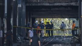 Kejagung Salahkan Produsen Cairan Pembersih Mudah Terbakar