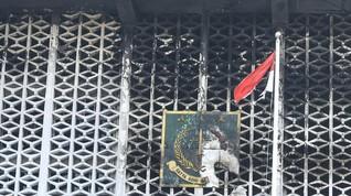 Kejagung Ajukan Rp400 Miliar Bangun Gedung yang Terbakar