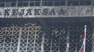 Ekspose 4 Jam, Polri Belum Punya Tersangka Kebakaran Kejagung