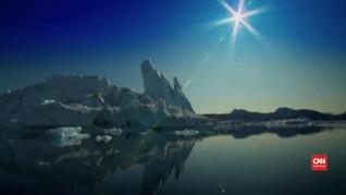VIDEO: Es Greenland Mencair, Kota di Pesisir Pantai Terancam