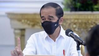 Jokowi Minta BPK Audit Dana Penanganan Dampak Corona