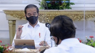 Sanksi Menteri Tak Bermasker, Antara Parpol atau Publik