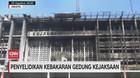 VIDEO: Penyelidikan Kebakaran Gedung Kejagung