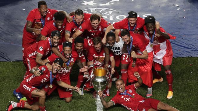 Tim unggulan Liga Champions 2020/2021 di pot 1 seperti Bayern Munchen, Liverpool, Real Madrid berpotensi segrup dengan klub-klub besar dari pot 2.