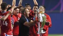 Bayern Munchen Tolak Keinginan Flick Pergi di Akhir Musim