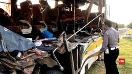 VIDEO: Kronologi Kecelakaan Maut Cipali