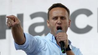 Alexei Navalny Mengaku Bisa Bernapas Tanpa Alat Bantu