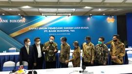 Bukopin Sepakati Susunan Direksi dan Komisaris Baru