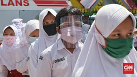 MUI Minta Sekolah Tak Paksa Siswa Non Muslim Berjilbab