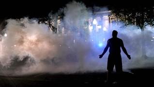 Portland Larang Polisi Pakai Gas Air Mata Bubarkan Pedemo