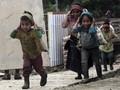 FOTO : Mimpi Belajar Jarak Jauh Anak Pedesaan Meksiko