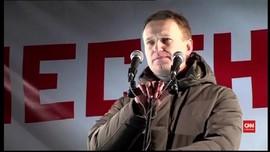 VIDEO: Pemimpin Oposisi Rusia Koma Diracun