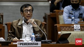 Pemerintah Minta RKUHP Dicabut dari Prolegnas Prioritas 2021