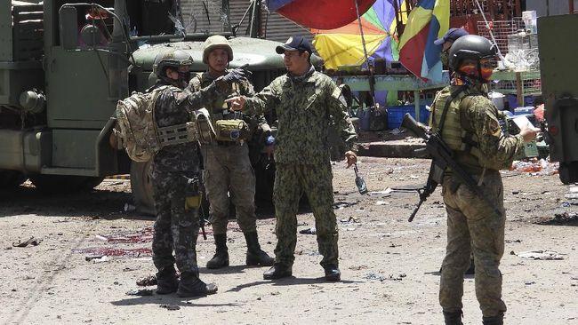 Kedutaan Besar Republik Indonesia di Manila, Filipina menyatakan belum ada konfirmasi keterlibatan WNI sebagai pelaku bom bunuh diri di Jolo.