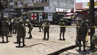 Filipina Ungkap Identitas Dua Wanita Pelaku Bom Bunuh Diri