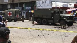 WNI Ditangkap di Filipina Terkait Rencana Bom Bunuh Diri