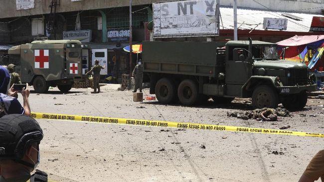 Seorang WNI bernama Rezky Fantasya Rullie ditangkap militer Filipina atas tuduhan merencanakan serangan bom bunuh diri.