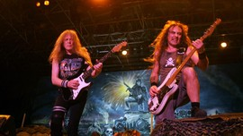 Iron Maiden Siapkan Proyek Kejutan untuk Fan