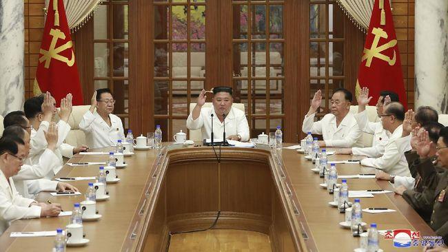 Majelis Rakyat Tertinggi Korea Utara telah mengadakan pertemuan untuk menyusu UU larangan merokok.