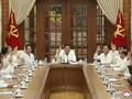 Diklaim Koma, Kim Jong-un masih Pimpin Rapat Partai