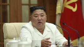 Kim Jong-un Hukum Pejabat Daerah Picu Kerusakan Topan Maysak