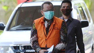 Berkas Lengkap, Eks Sekretaris MA Nurhadi Segera Disidang