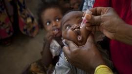 FOTO: Perjalanan Afrika Hingga Bebas Dari Polio