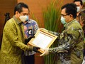 Bulog Raih Penghargaan Stabilisator Harga Pangan Kala Pandemi