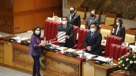 DPR Lanjutkan Pertanggungjawaban APBN 2019 ke Tingkat II