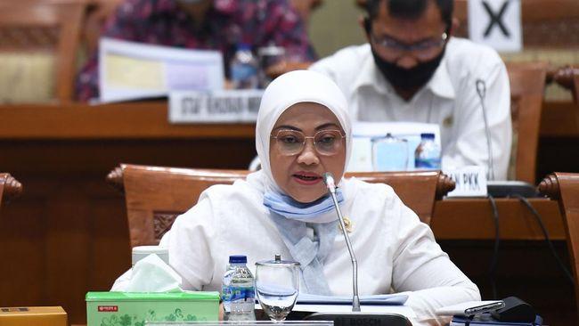 Menteri Ketenagakerjaan Ida Fauziyah mengungkap jika proses checklist data yang diajukan rampung, BLT pekerja akan cair hari ini.