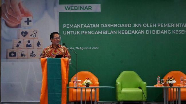 Kehadiran Dashboard JKN sebagai upaya optimalisasi penyelenggaraan program JKN-KIS disambut baik oleh pemerintah daerah.
