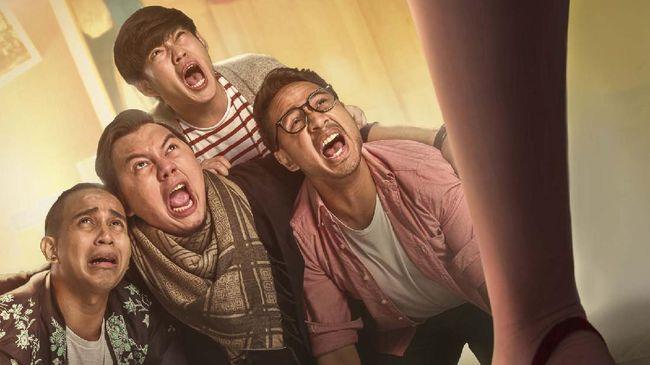 Bucin yang sedianya rilis di bioskop Indonesia telah menjadi konten orisinal Netflix ketiga asal Indonesia.