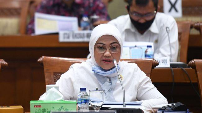 Menteri Ketenagakerjaan Ida Fauziyah mengaku memproses nama-nama calon penerima BLT pekerja sejak Kamis (17/9) lalu dan diperkirakan cair awal pekan ini.