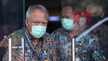 Cerita Menteri Basuki Rindu Berinteraksi Sosial saat Covid