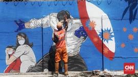 PSBB Transisi Jakarta Diperpanjang Saat Kasus Tembus 100 Ribu